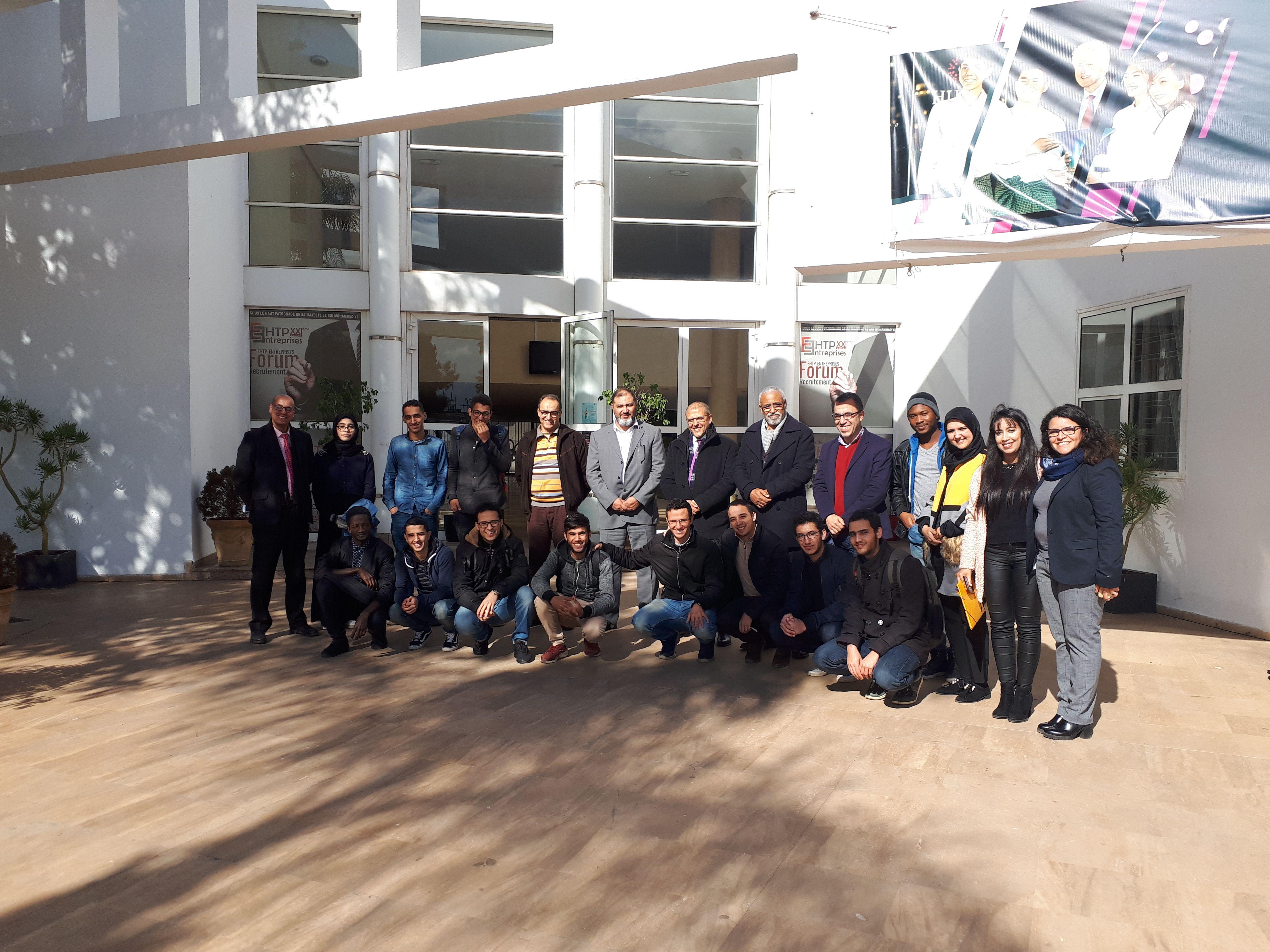 Ecole Hassania Des Travaux Publics